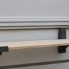 BergConcept patentiertes Regal für Kederschiene